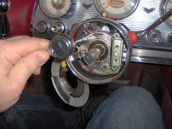 Steering Column Nuts